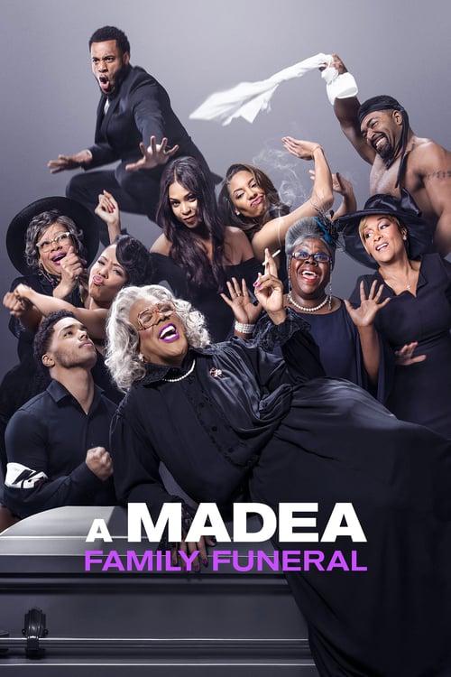 A Madea Family Funeral 2019 DVDR-JFKDVD