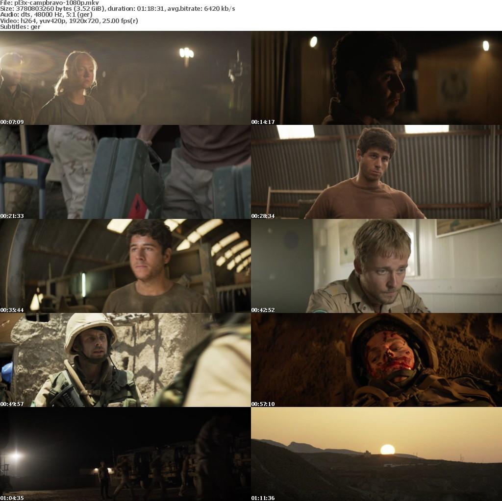 Camp Bravo 100 Meter bis zur Wahrheit 2016 German 1080p BluRay x264-PL3X