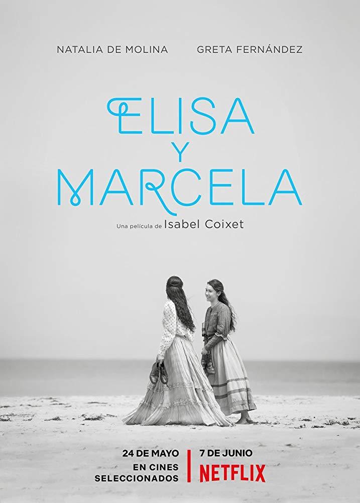 Elisa and Marcela 2019 SPANISH 1080p WEBRip x264-RARBG