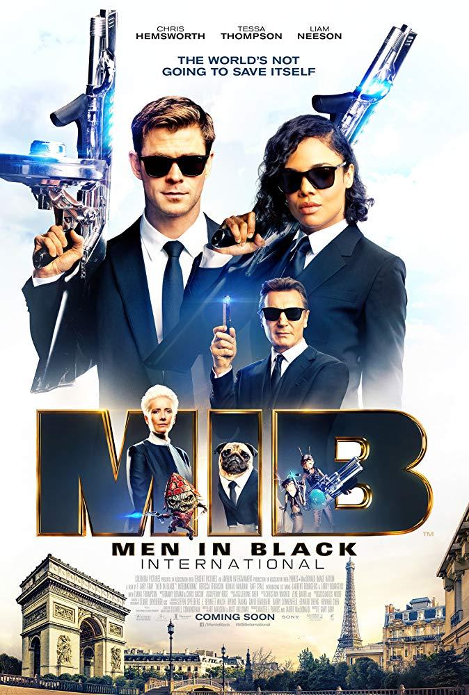 Men in Black International 2019 720p HDCAM Hindi+Eng 1GB[MB]