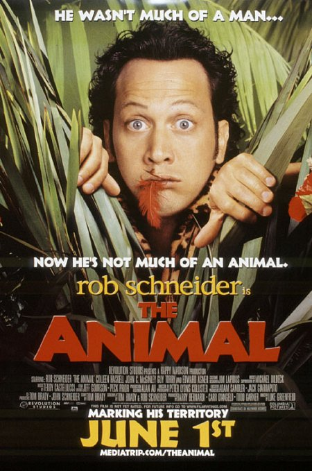 The Animal 2001 [WEBRip] [720p] YIFY