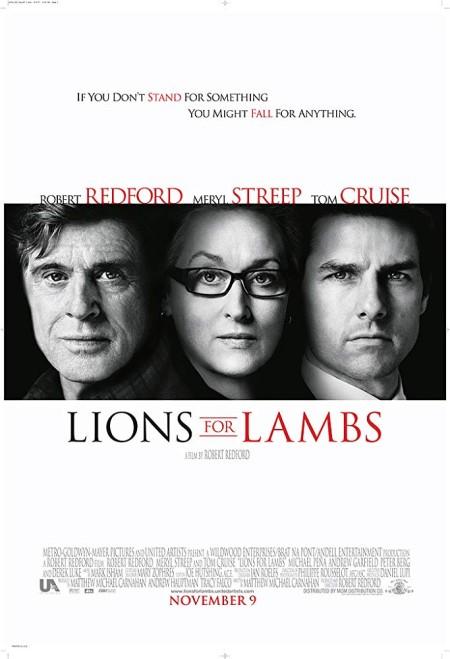 Lions For Lambs 2006 720p BluRay H264 AAC-RARBG