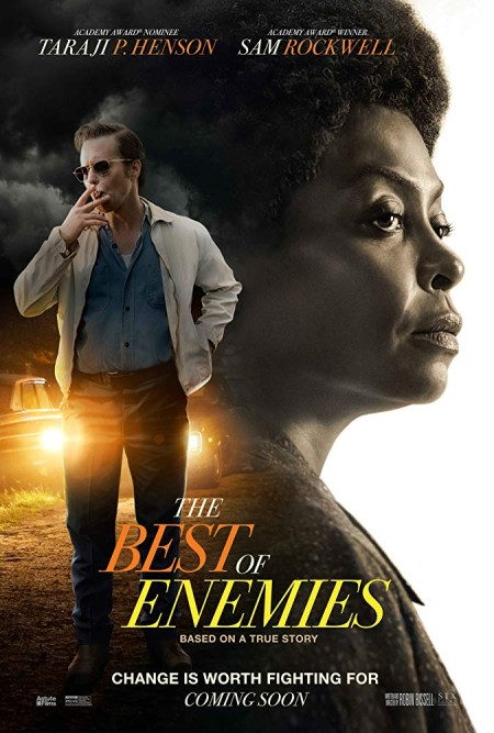 The Best of Enemies (2019) 1080p WEB  DL H264 AC3  EVO