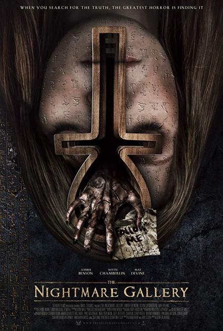 The Nightmare Gallery (2018) 1080p WEB-DL H264 AC3-EVO