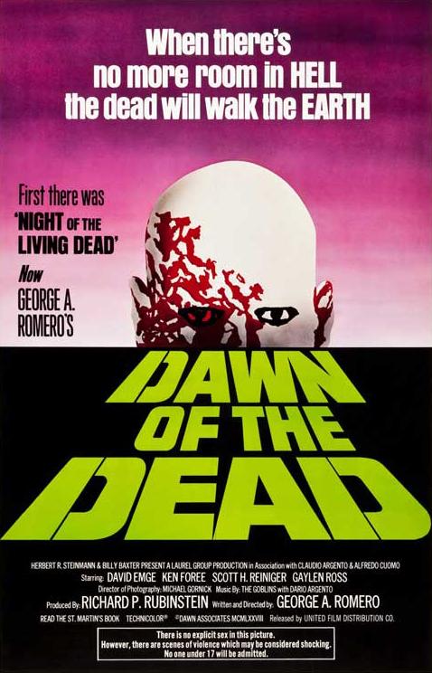 Dawn Of The Dead 1978 720p BRRip x264-x0r
