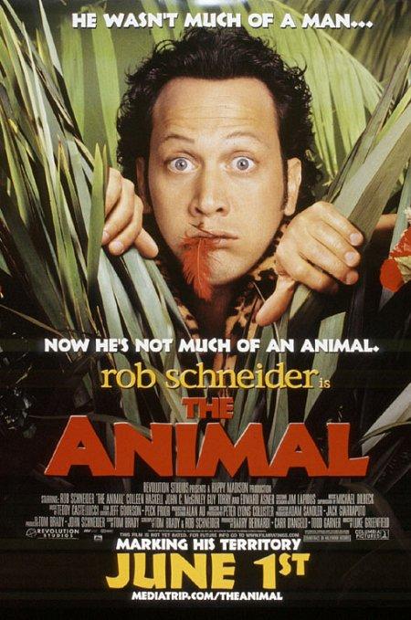 The Animal 2001 HD 1080px H264 AC3-5 1-RypS