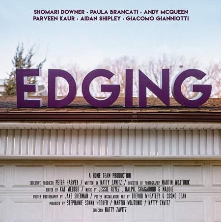 Edging (2018) HDRip XviD AC3-EVO