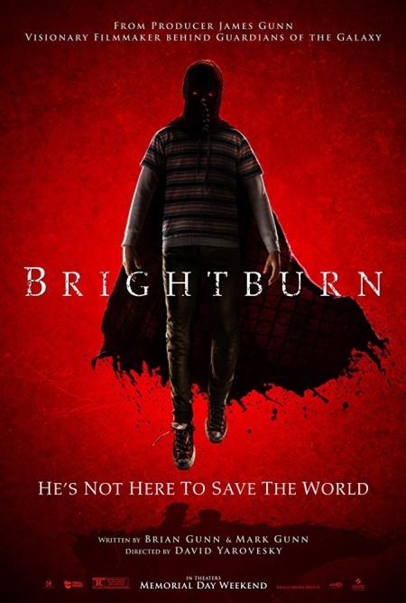 Brightburn (2019) HC HDRip XviD AC3-EVO