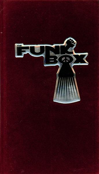 VA - The Funk Box (4CD) (2000) (320) [DJ]