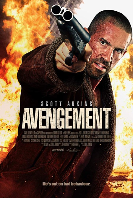 Avengement (2019) BRRip XviD MP3-XVID