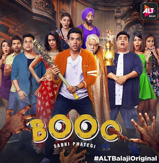 Booo Sabki Phategi 2019 Hindi Season 01 Complete 720p HDRip x264-DLW