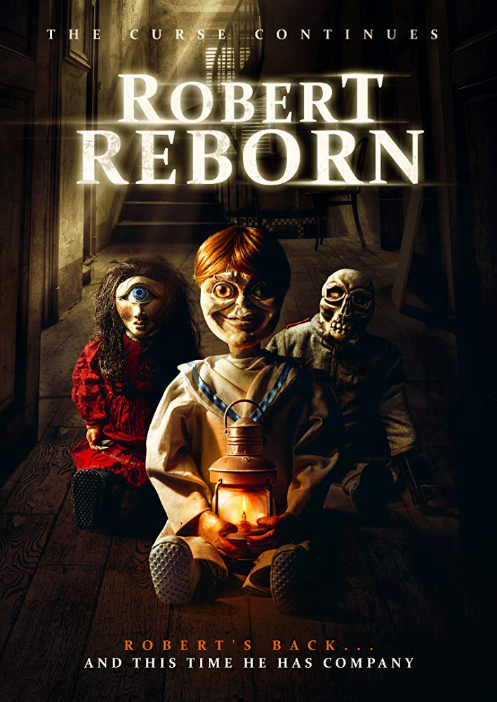 Robert Reborn 2019 720p WEBRip 800MB x264-GalaxyRG