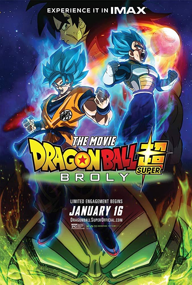 Dragon Ball Super Broly 2018 1080p BluRay x264 DTS [MW]