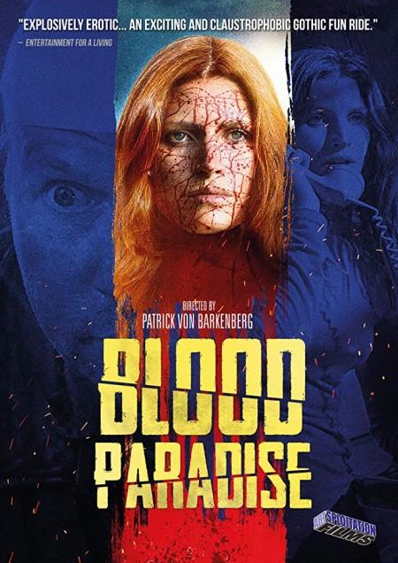 Blood Paradise (2018) HDRip AC3 x264 CMRG