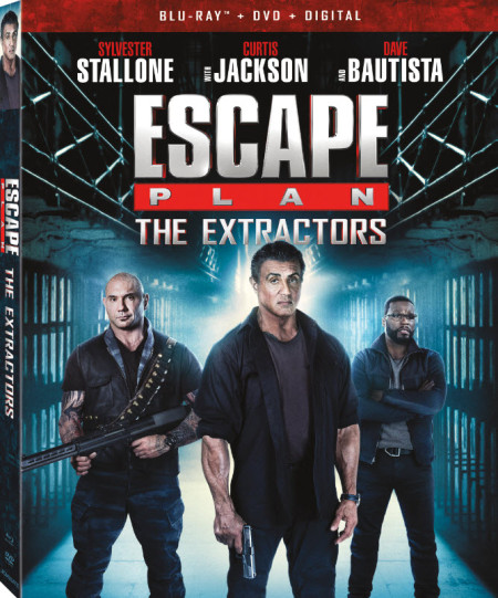 Escape Plan The Extractors 2019 WEB DL 720p UNRATED Dual YG