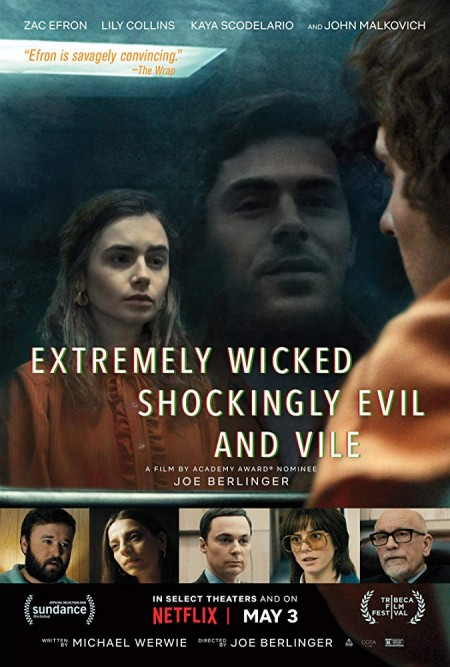 Extremely Wicked Shockingly Evil and Vile 2019 BDRip XviD AC3 EVO