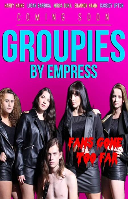Groupies (2018) 720p WEBRip 800MB x264 GalaxyRG