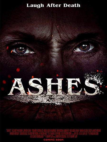 Ashes (2018) HDRip AC3 x264 CMRG