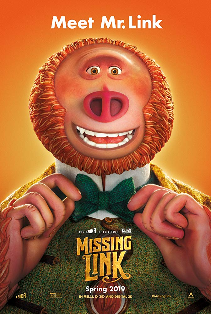 Missing Link 2019 720p WEB-DL 2CH x265 HEVC-PSA