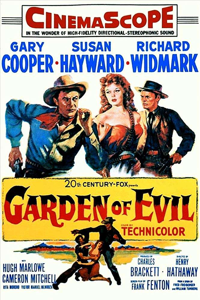 Garden of Evil 1954 REMASTERED BRRip XviD MP3-XVID