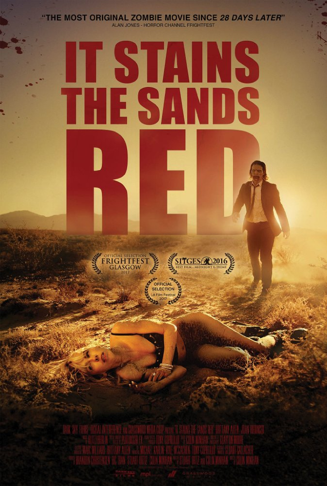 It Stains the Sands Red 2016 1080p BluRay H264 AAC-RARBG