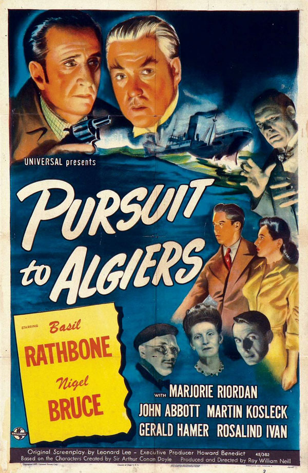 Pursuit To Algiers 1945 BRRip XviD MP3-XVID