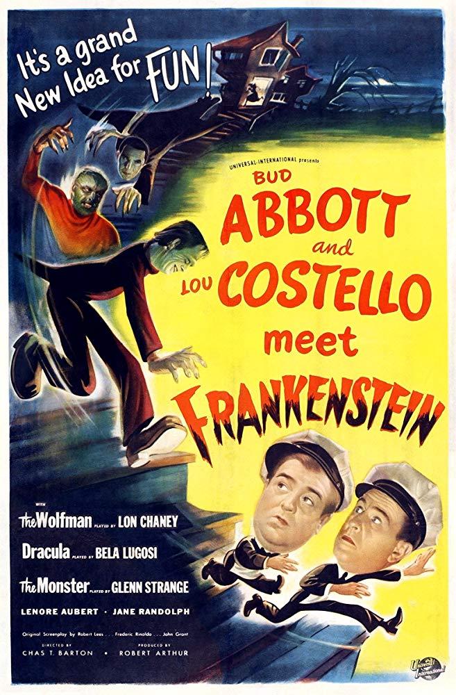 Bud Abbott Lou Costello Meet Frankenstein 1948 720p BluRay H264 AAC-RARBG