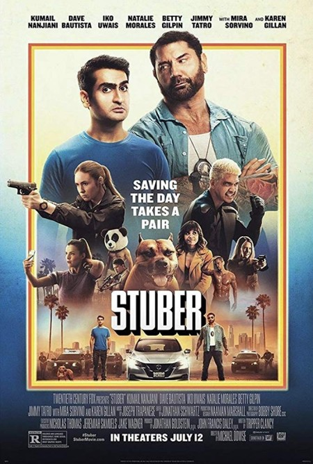 Stuber 2019 720p HDCAM 1XBET