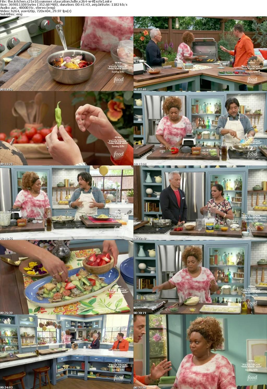 The Kitchen S21E10 Summer Staycation HDTV x264 W4F
