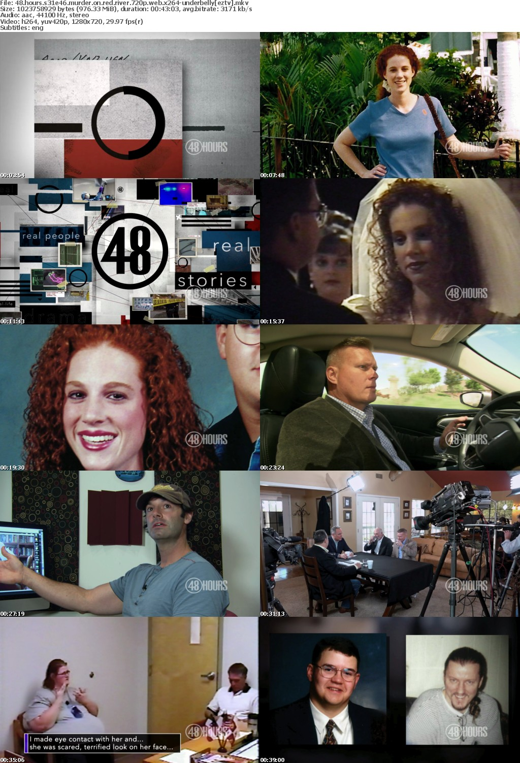 48 Hours S31E46 Murder on Red River 720p WEB x264 UNDERBELLY