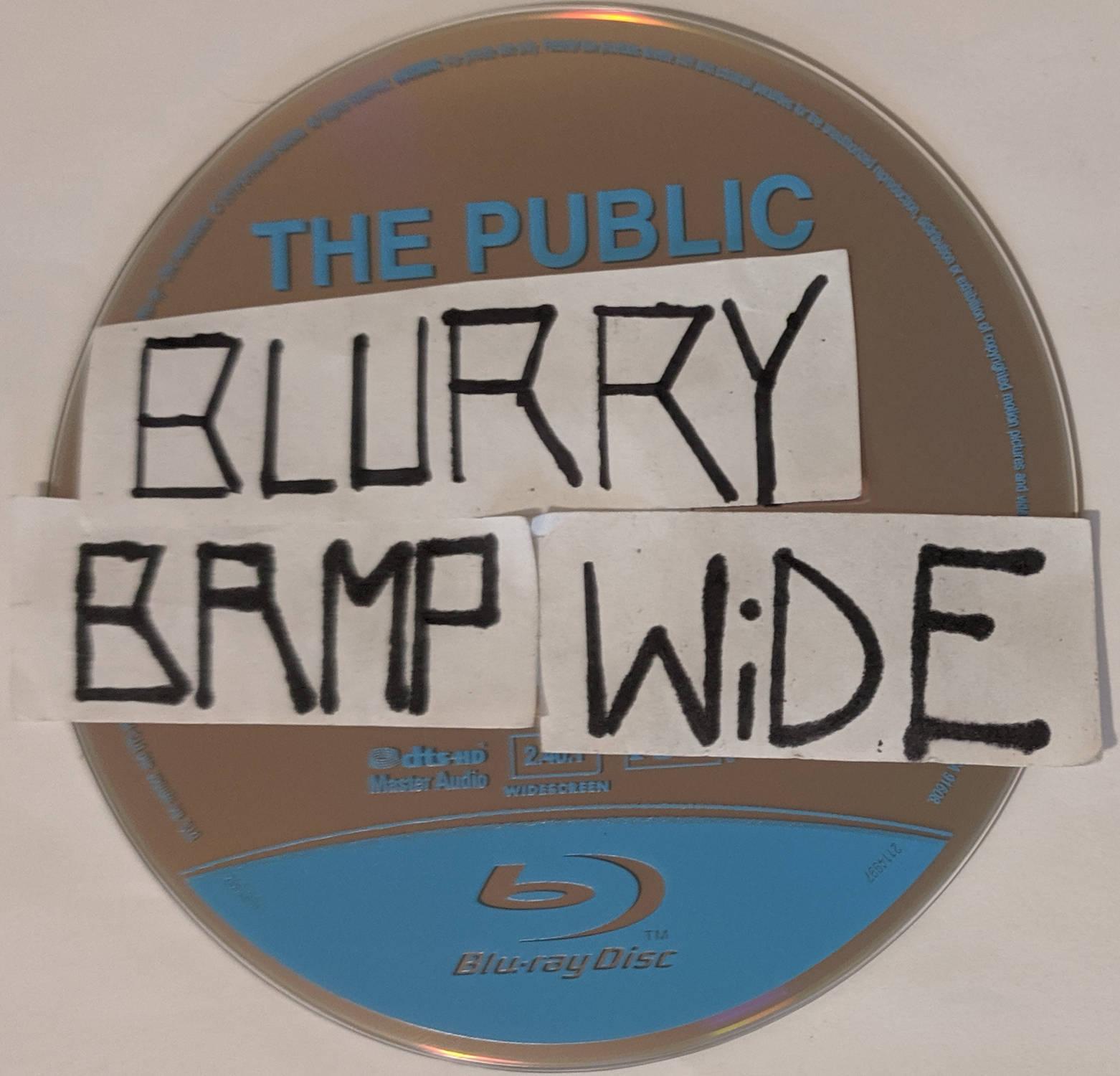 The Public 2018 720p BluRay x264-BRMP