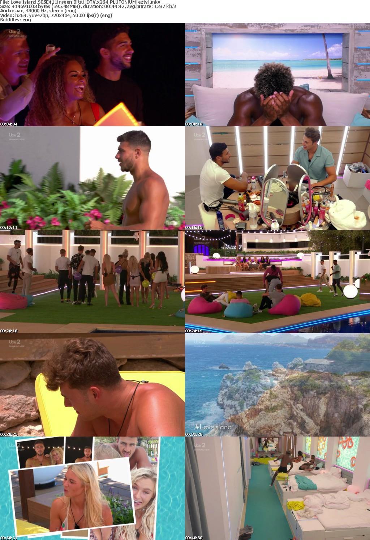 Love Island S05E41 Unseen Bits HDTV x264 PLUTONiUM