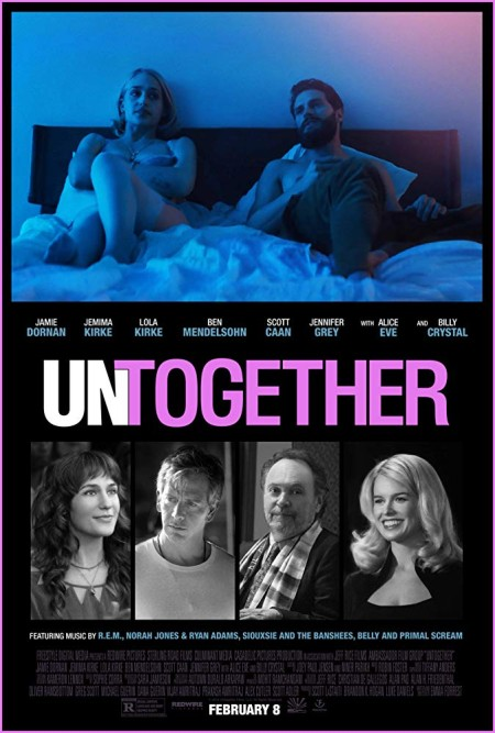 Untogether (2018) HDRip AC3 x264 CMRG