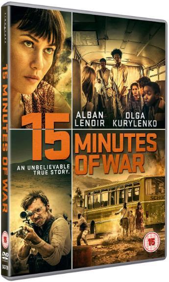 15 Minutes Of War (2019) HDRip AC3 x264-CMRG