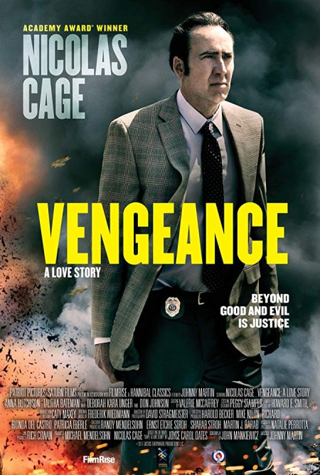 Vengeance A Love Story (2017) 720p BluRay H264 AAC RARBG
