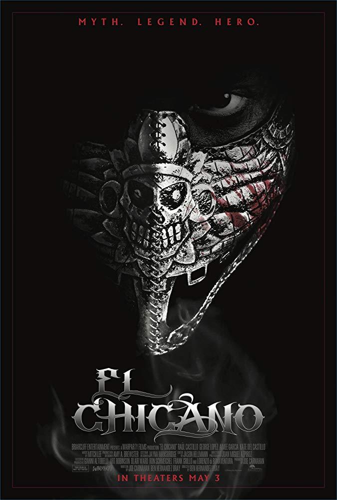 El Chicano 2018 720p BRRip X264 AC3-EVO[TGx]