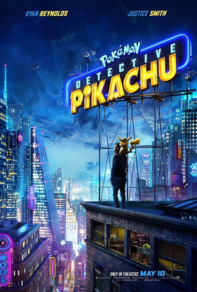Pokemon Detective Pikachu 2019 720p BluRay x264-AAA