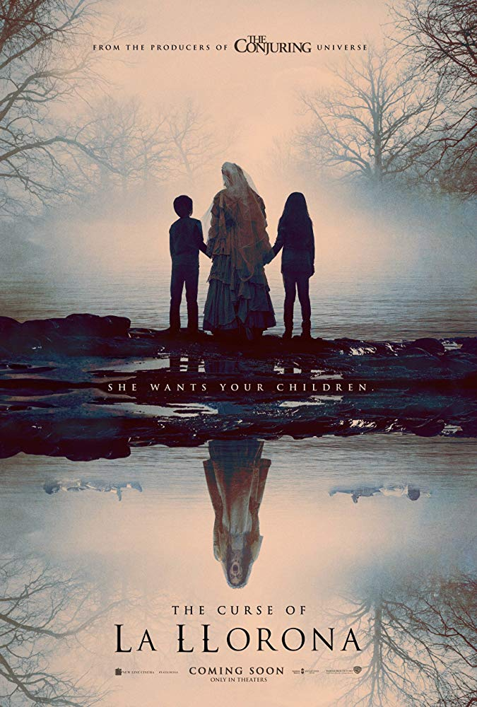 The Curse of La Llorona 2019 BRRip XviD MP3-XVID