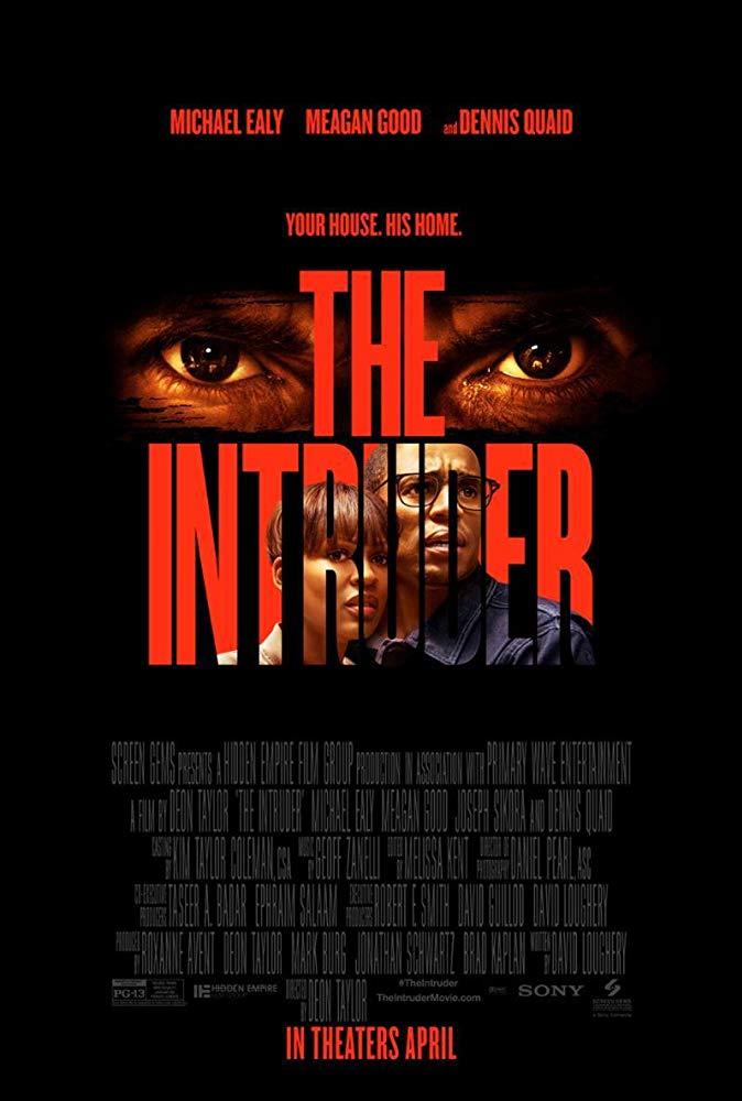 The Intruder 2019 1080p BluRay 1400MB DD5 1 x264-GalaxyRG