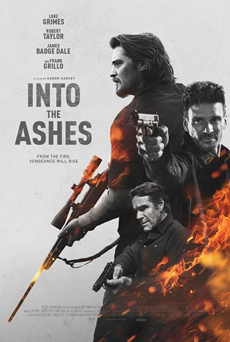 Into the Ashes (2019) HDRip AC3 x264 CMRG