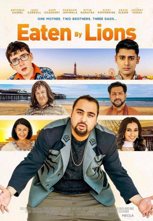 Eaten By Lions 2018 HDRip XviD AC3-EVO[TGx]