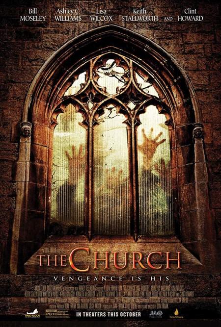 The Church (2018) 1080p WEB DL H264 AC3 EVO