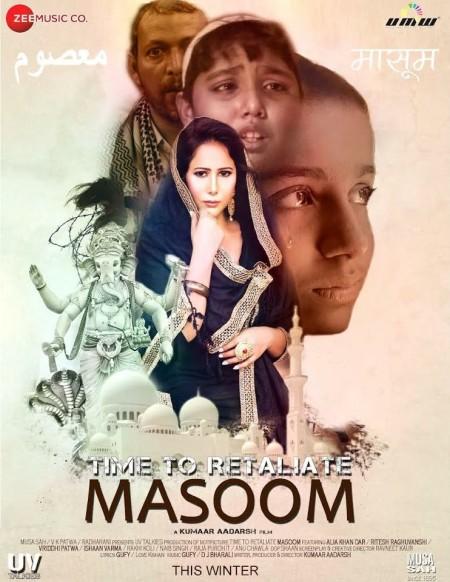 Time To Retaliate MASOOM (2019) AMZN WebDL Hindi 1080p AVC DDP 5.1 ESub Telly