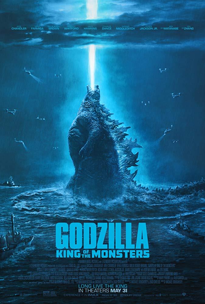 Godzilla King of the Monsters 2019 1080p HC HDRip X264-EVO