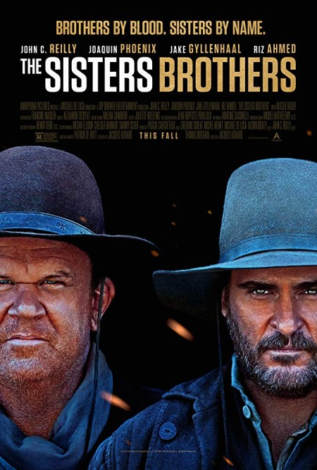 I fratelli sisters The sisters brothers (2018) 1080p BRRip H264 ITA ENG Ac3 5.1 m...