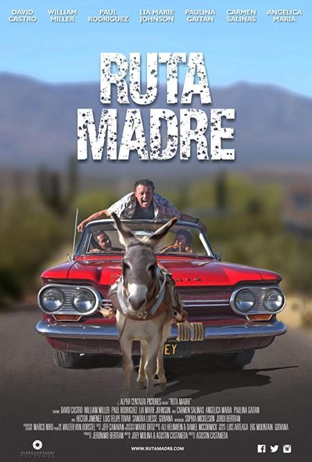 Ruta Madre (2019) HDRip AC3 x264 CMRG