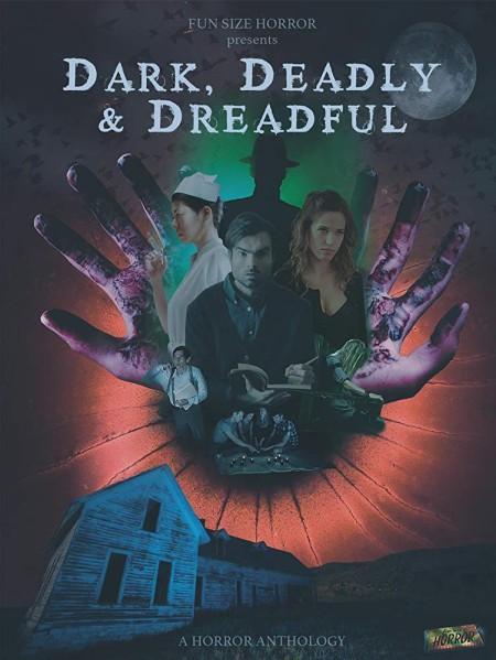Dark Deadly and Dreadful (2018) 1080p WEBRip x264 RARBG