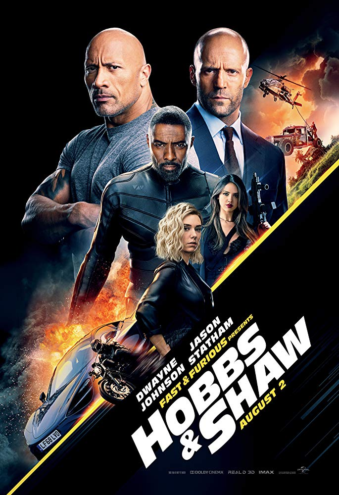 Fast and Furious Presents Hobbs and Shaw 2019 English720p HDCAMRip X264 850MB[MB]ORCA88