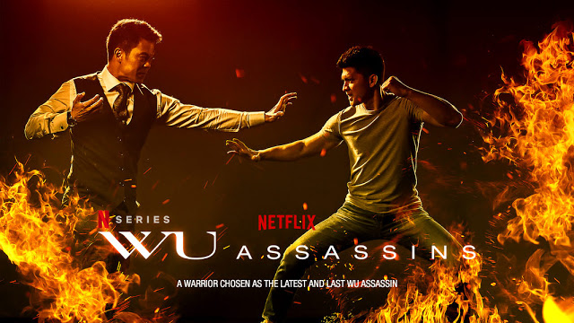 Wu Assassins S01 Complete 480p Web-DL x264 Dual Audio Eng Hindi ESubs-DLW