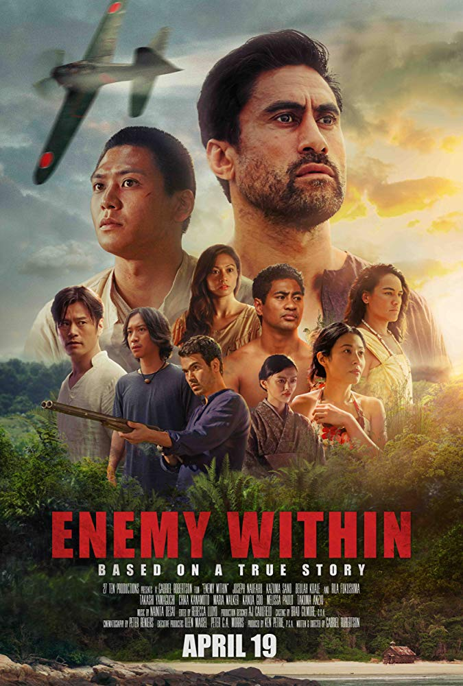 Enemy Within 2019 HDRip XviD AC3-EVO